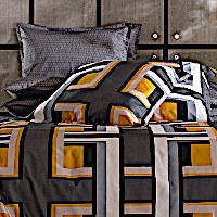 Mondrian Bedding by SVAD DONDI