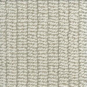 Svad Dondi Skipper Bath fabric closeup in Taupe color.