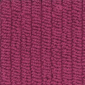 Svad Dondi Skipper Bath fabric closeup in Fuchsia color.