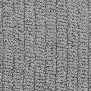 Svad Dondi Skipper Bath fabric closeup in Grey color.