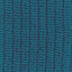 Svad Dondi Skipper Bath fabric closeup in Ocean color.