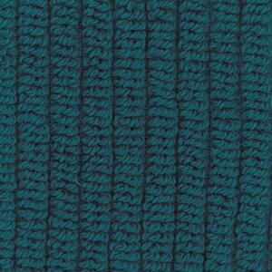 Svad Dondi Skipper Bath fabric closeup in Teal color.