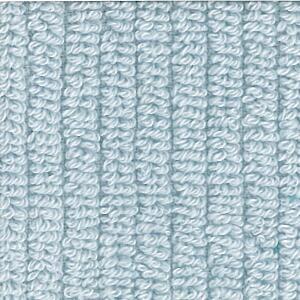Svad Dondi Skipper Bath fabric closeup in Light Blue color.