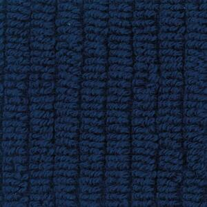 Svad Dondi Skipper Bath fabric closeup in Blue color.