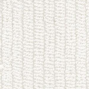 Svad Dondi Skipper Bath fabric closeup in White color.