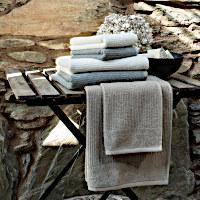 SVAD DONDI Skipper Bath Towels