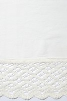 Signoria Firenze Camilla Lace Duvet & Sheeting - Ivory Color