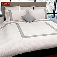 Signoria Cascina Quilt Coverlet and Sham
