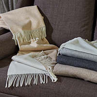 Signoria Firenze Dolomiti Wool Cashmere Throw