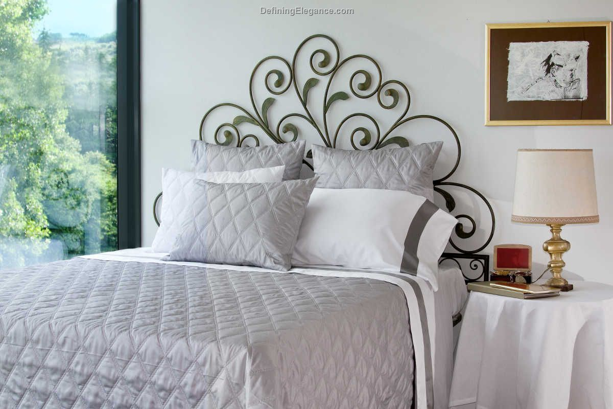 Signoria Filicudi Quilted Coverlet and Sham : white quilted coverlet - Adamdwight.com