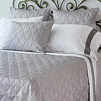 Signoria Filicudi Quilted Coverlet and Sham