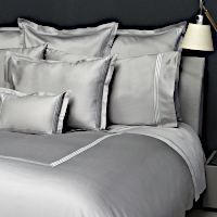 Signoria Firenze Platinum Sateen Bedding