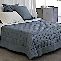 Sorriso Quilted Coverlet by Signoria Bedding