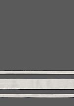 Signoria Firenze Tivoli Bedding Fabric Sample - Lead Grey/Pearl.
