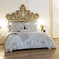 Torcello Jacquard Bedding by Signoria