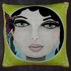 Simple Syrup Design House Decorative Pillows from Artist Danielle Duer