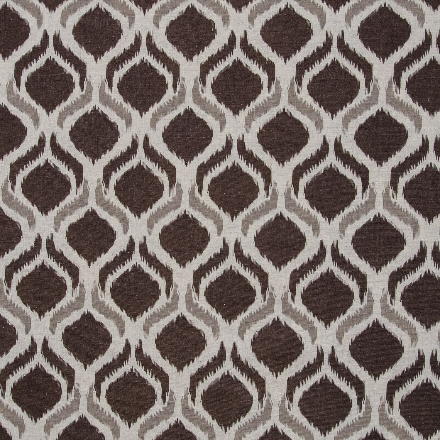 Softline home fashions drapery batala panel for What color is taupe brown