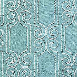Softline Bergarmo Fabric - Spa White.