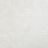 Softline Bergarmo Fabric - White White.