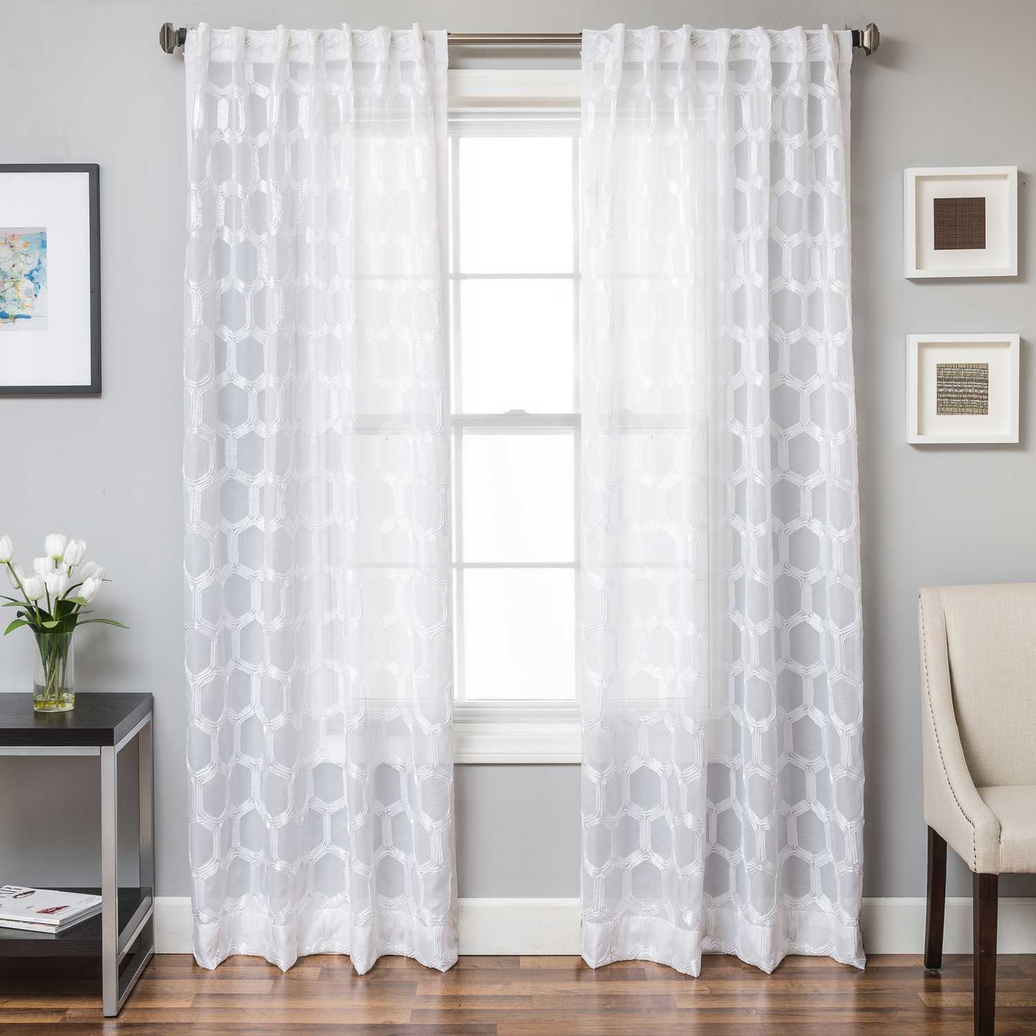 UUU Softline Home Fashions Drapery Bolzano Panel
