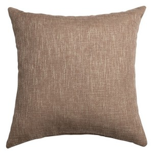 Softline Home Fashions Breda Decorative Pillow in Sand color.