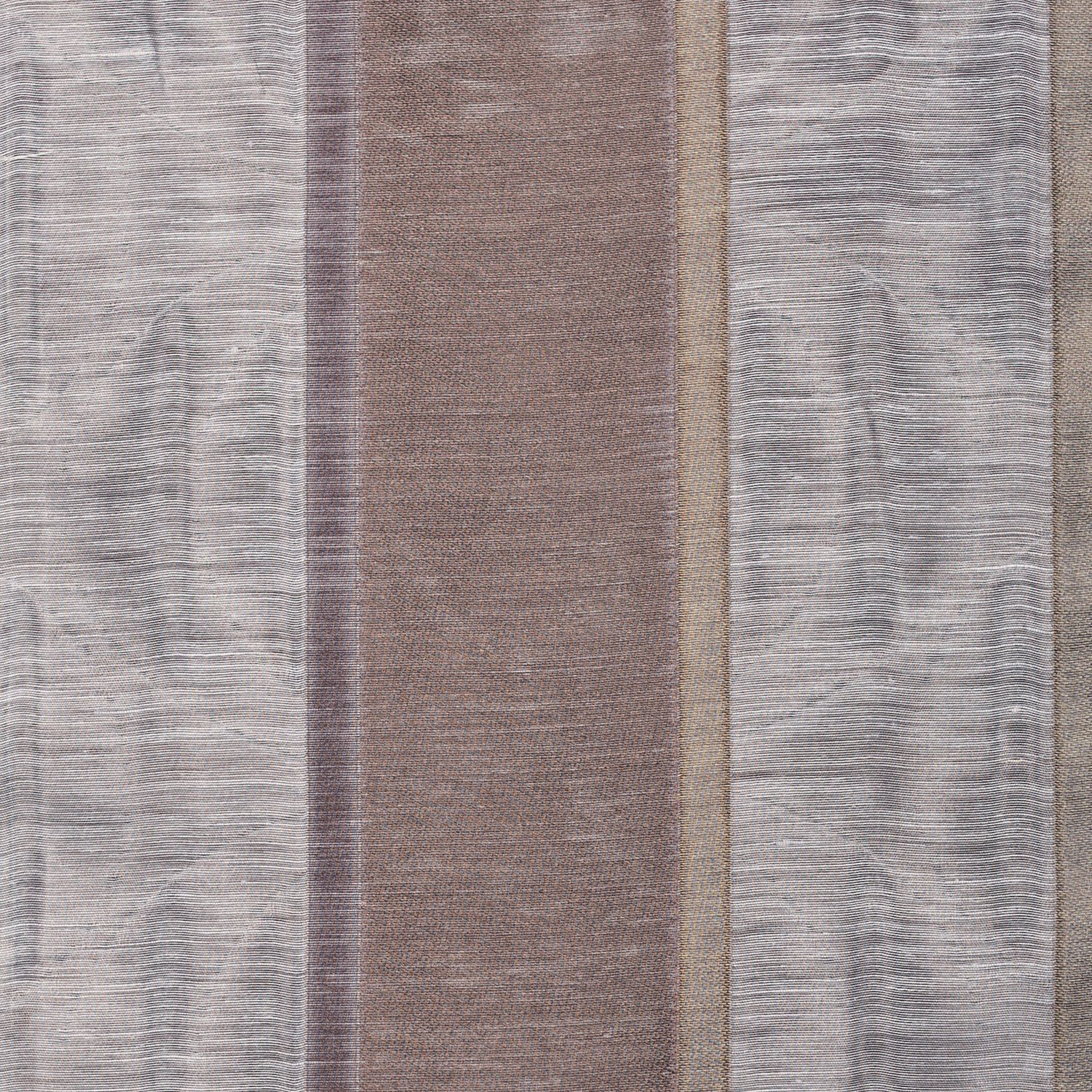 Softline Home Fashions Drapery Colma Stripe Panel - Pebble