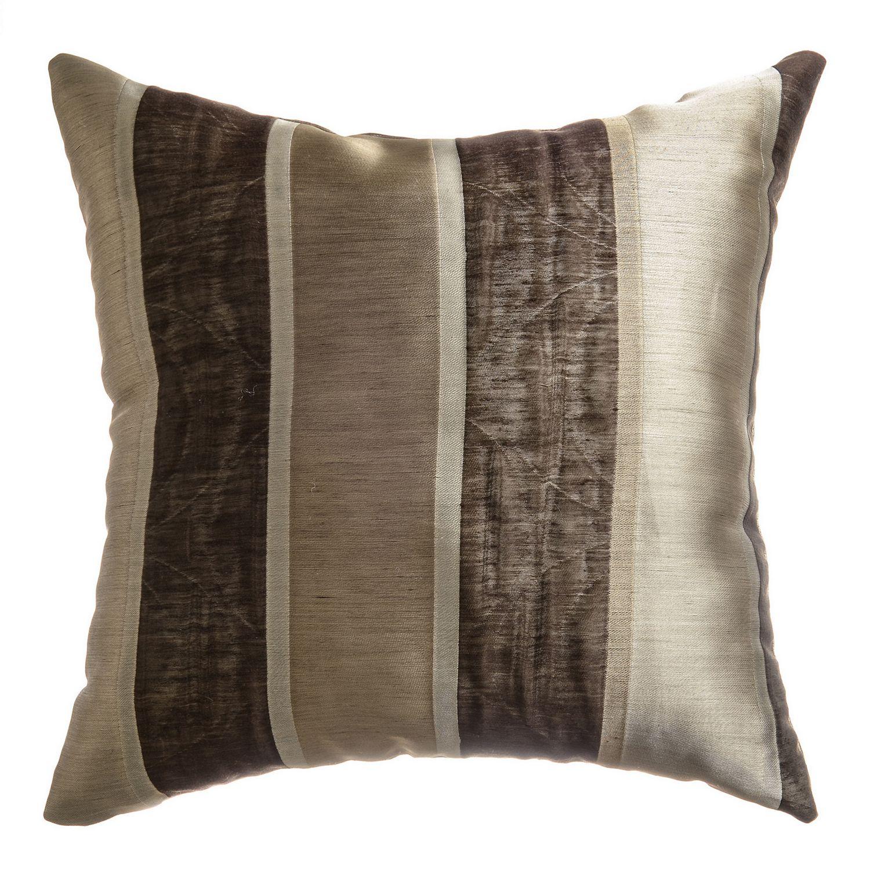 Softline Home Fashions Decorative Pillow Colma Stripe