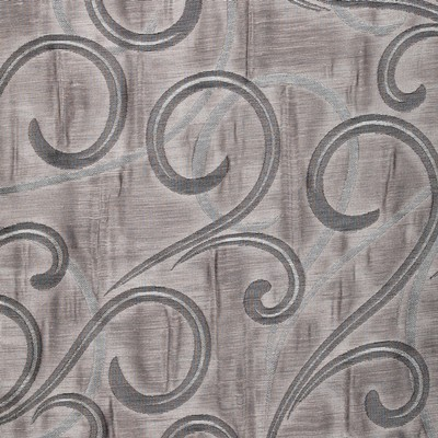 Softline Home Fashions Drapery Colma Scroll Panel