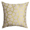 Softline Home Fashions Dijon Decorative Pillow in Apple Green color.