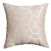 Softline Home Fashions Dijon Decorative Pillow in Natural color.
