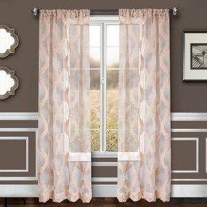 Softline Home Fashions Drapery Elizabeth Interlined Panel (6 or More)