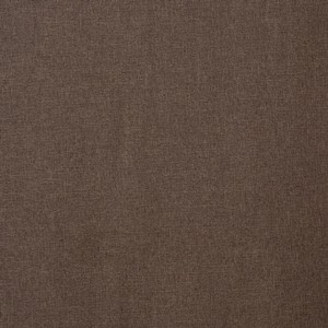 Softline Home Fashions Emmen Drapery Panels Swatch in Chocolate color.