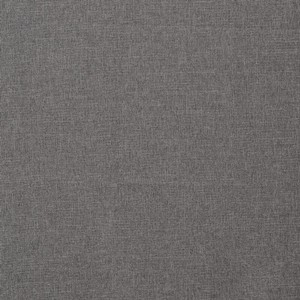 Softline Home Fashions Emmen Drapery Panels Swatch in Dark Grey color.