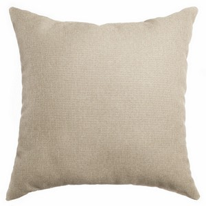 Softline Home Fashions Emmen Decorative Pillow in Bone color.