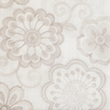 Softline Home Fashions Espoo Drapery Panels Swatch in Oatmeal color.