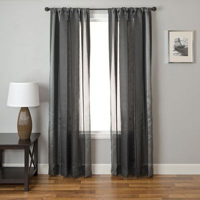 Softline Harper Drapery Panels are available in 4 color combinations.