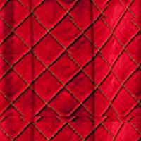 Softline Home Fashions Drapery Lakehurst Small Diamond Panel