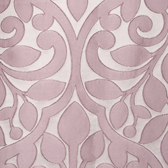 Softline Lavanda Drapery Panels adds a beautiful touch to your home - Lilac.
