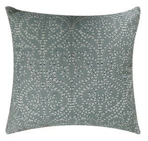 Softline Home Fashions Drapery Livingston Panel and Pillow - Spa