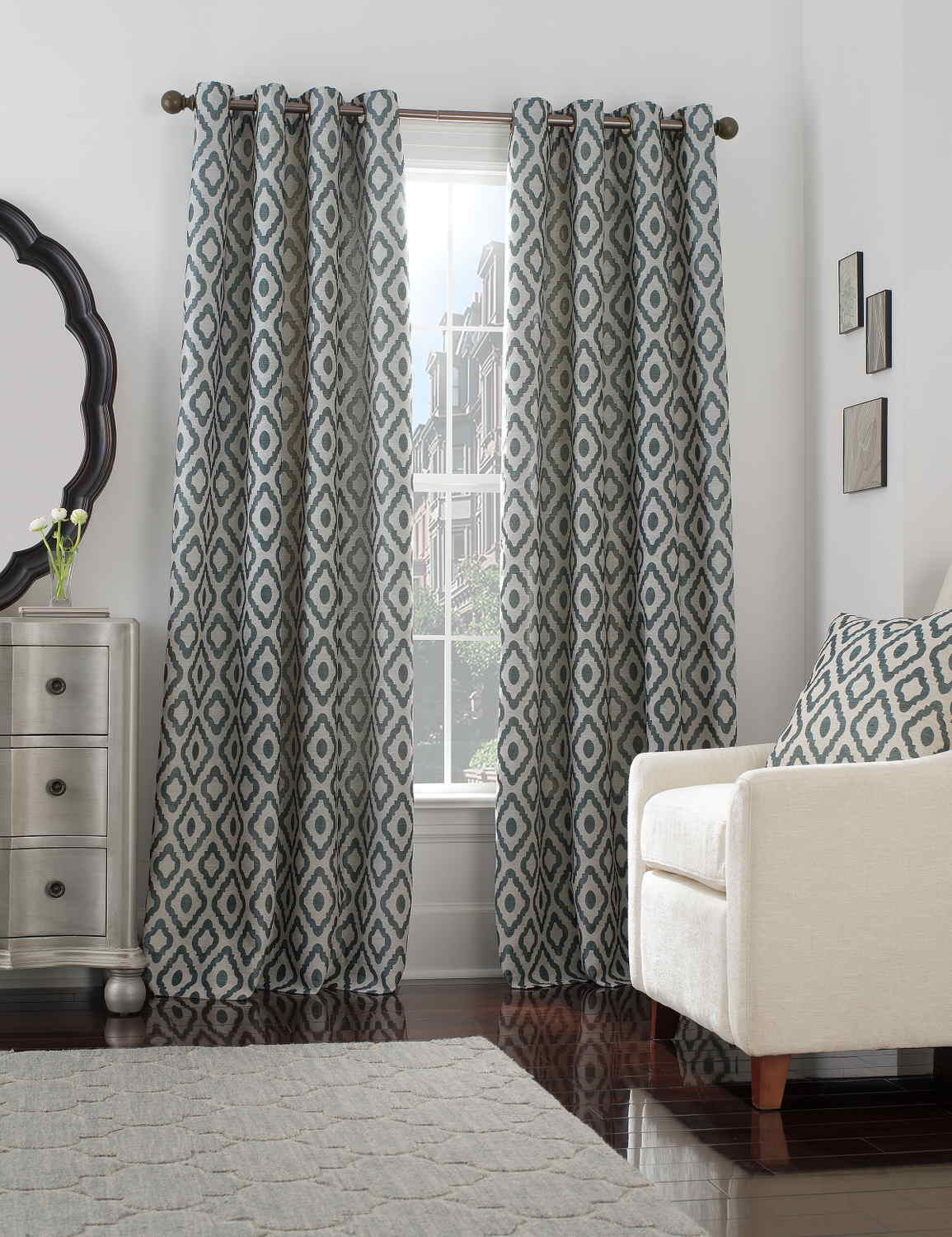 take to my add custom shades be and what drapes curtains rings of drapery break create length the puddle should from hover this img look or measurement bottom floor