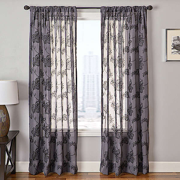 Softline Home Fashions Drapery Nelson Panel