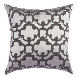 Softline Home Fashions Palmira Tile Decorative Pillow in color.