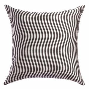 Softline Home Fashions Palmira Decorative Pillow in Designer Grey color.