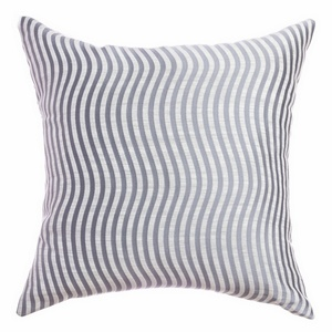 Softline Home Fashions Palmira Decorative Pillow in Ocean color.