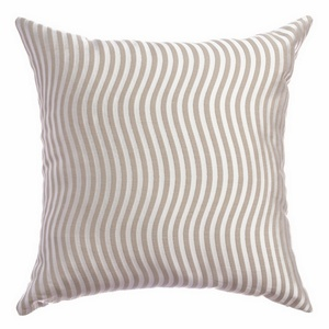 Softline Home Fashions Palmira Decorative Pillow in Pearl color.