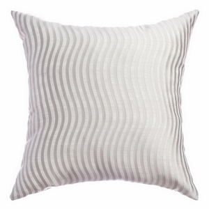 Softline Home Fashions Palmira Decorative Pillow in White color.
