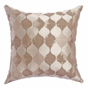 Softline Home Fashions Palmira Decorative Pillow in Latte color.
