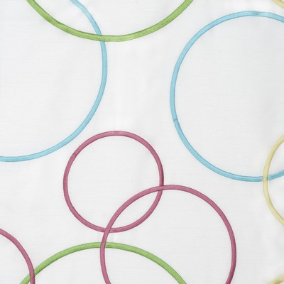 Softline Salvik Sphere Drapery Panels are available in 7 color combinations.