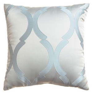 Softline Home Fashions Savannah Decorative Pillow in Ice color.