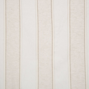 Softline Home Fashions St Helens Drapery Panels Swatch in Beige color.